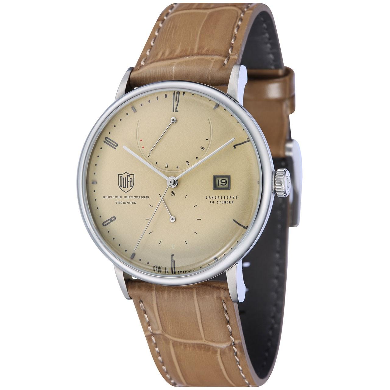 ساعت مچی عقربه ای مردانه دوفا مدل DF-9010-03 28