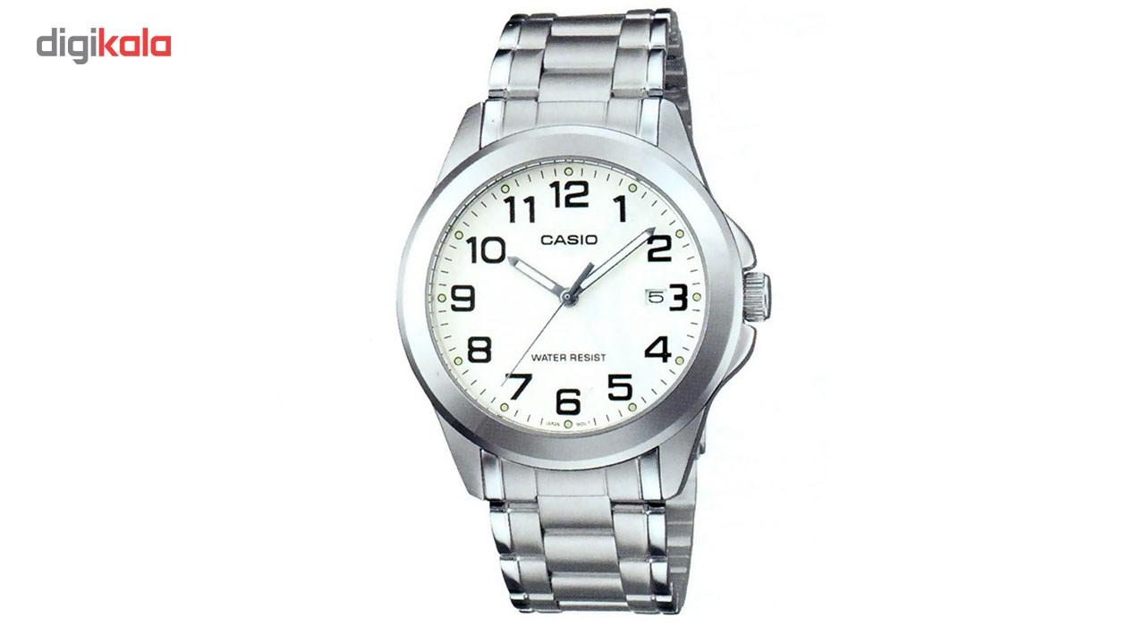 خرید ساعت مچی عقربه ای مردانه کاسیو مدل MTP-1215A-7B2DF