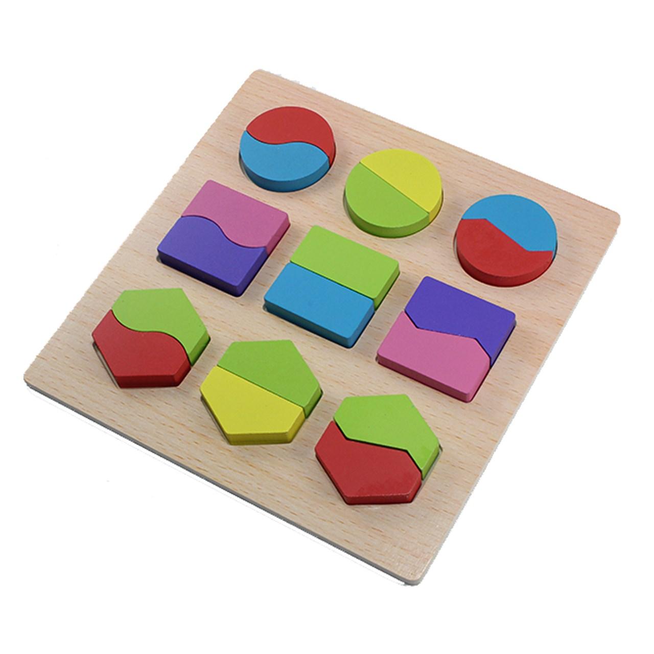 بازی آموزشی عود مدل اشکال هندسی