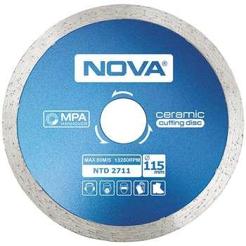 صفجه سنگ سرامیک بر نووا مدل NTD 2711