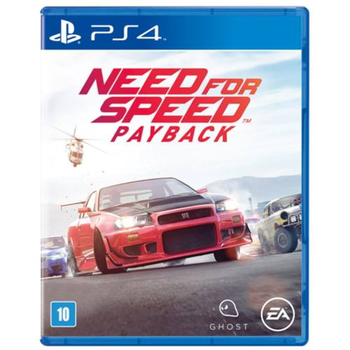 بازی Need For Speed Pay Back مخصوص PS4