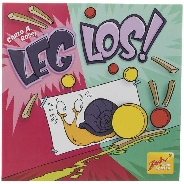 بازی فکری مدل Zoch Leg Los