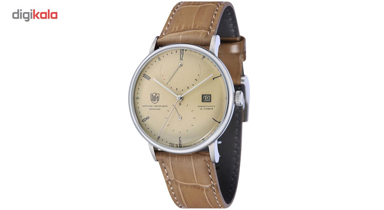 خرید ساعت مچی عقربه ای مردانه دوفا مدل DF-9010-03