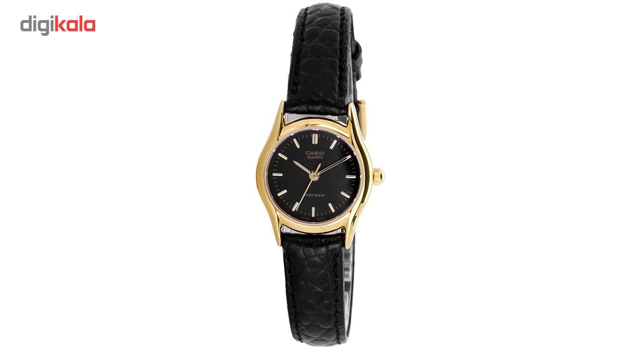 ساعت مچی عقربه ای زنانه کاسیو مدل LTP-1094Q-1ARDF