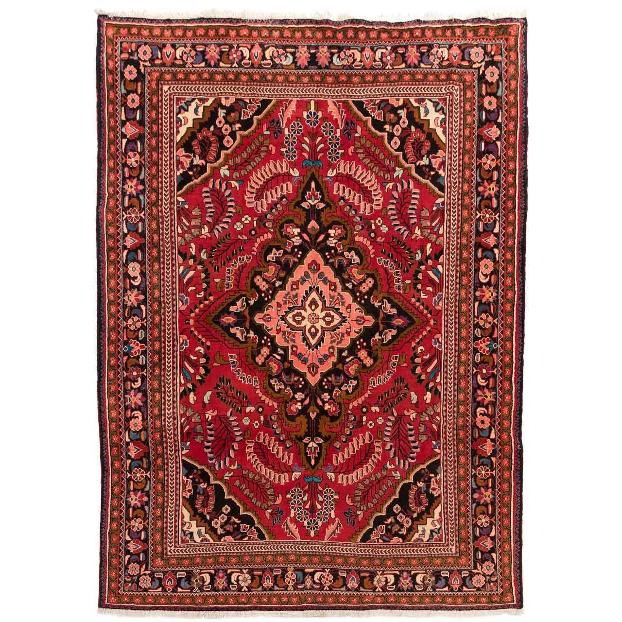 فرش دستبافت قدیمی هفت متری سی پرشیا کد 102182