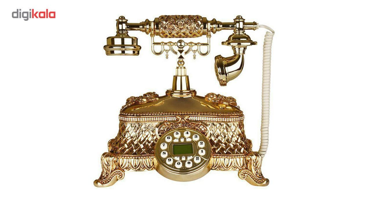 قیمت                      تلفن آرنوس مدل T-032-G