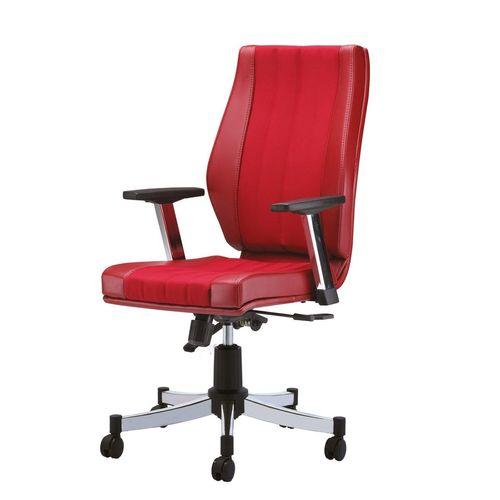 صندلی اداری رایانه صنعت مدل Sorena S812 چرمی