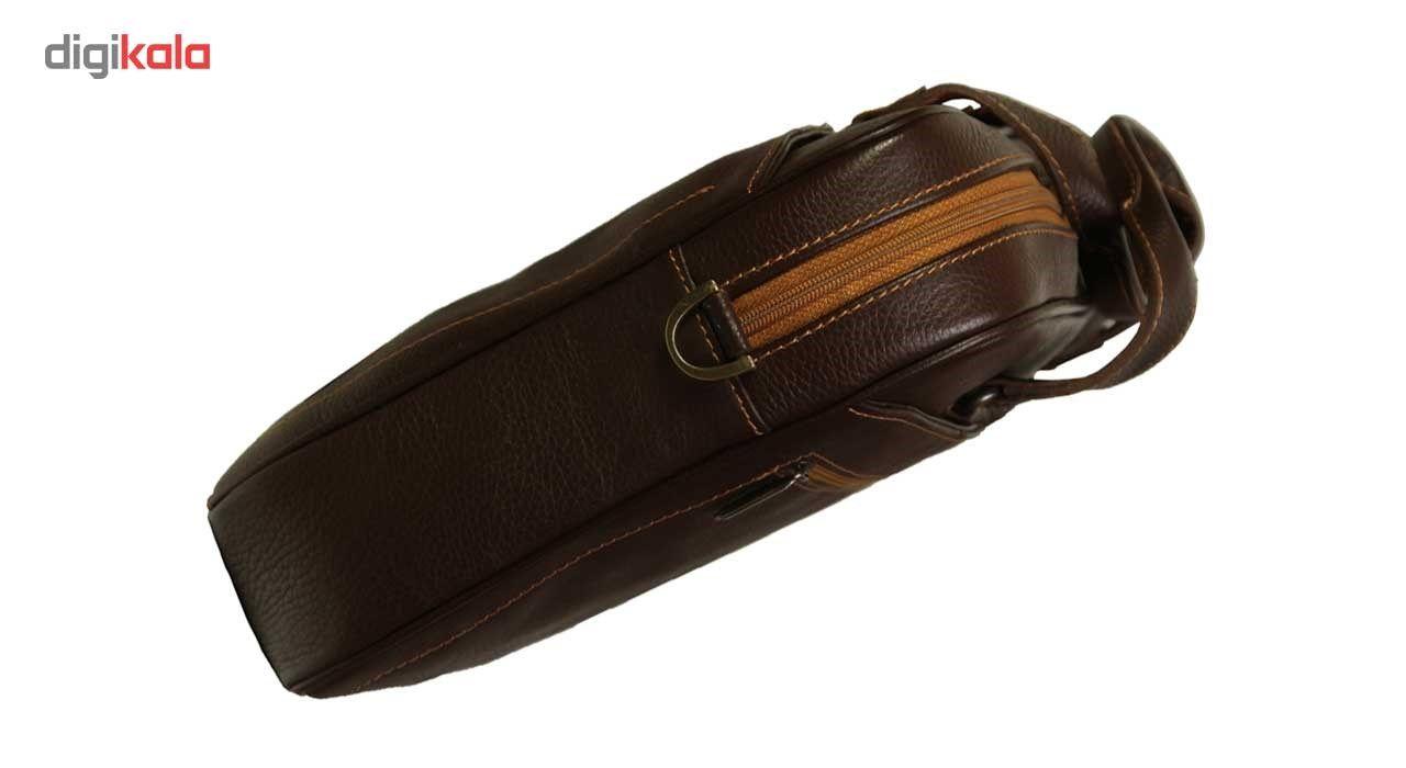 کیف اداری چرم طبیعی زانکوچرم مدل مندوزا 777 main 1 3