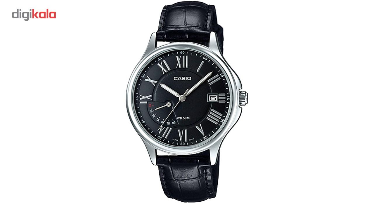 خرید ساعت مچی عقربه ای مردانه کاسیو مدل MTP-E116L-1AVDF | ساعت مچی