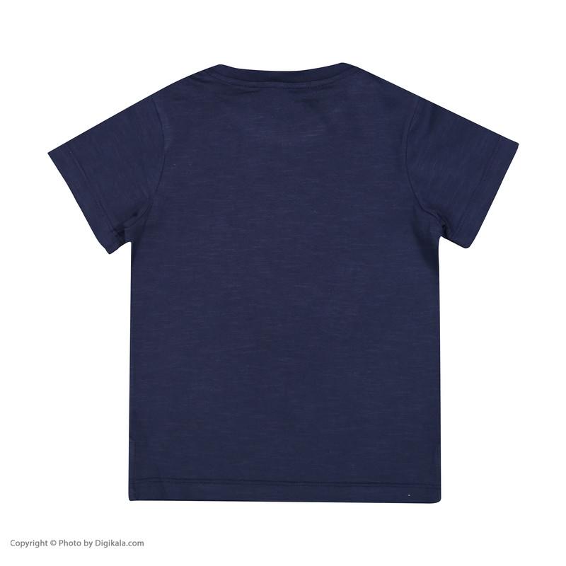 تی شرت پسرانه پیانو مدل 01533-59