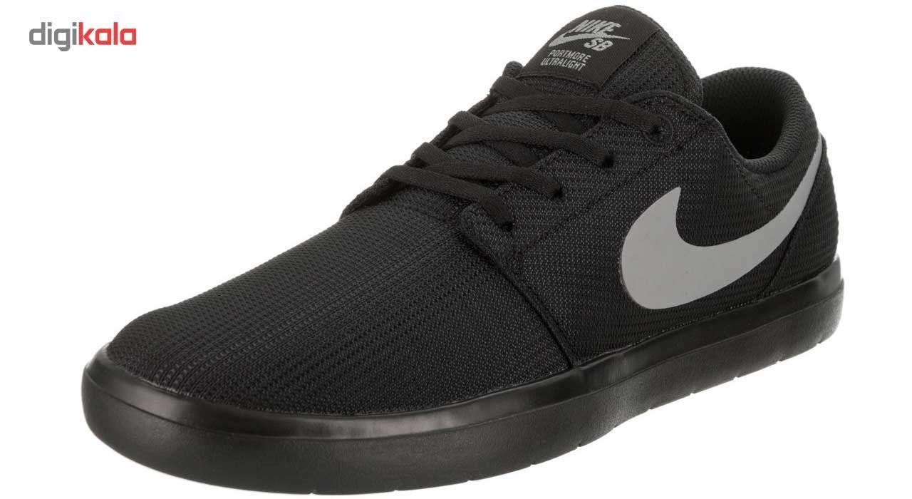 کفش راحتی مردانه نایکی مدل Sb Portmore Ii Ultralight -  - 3