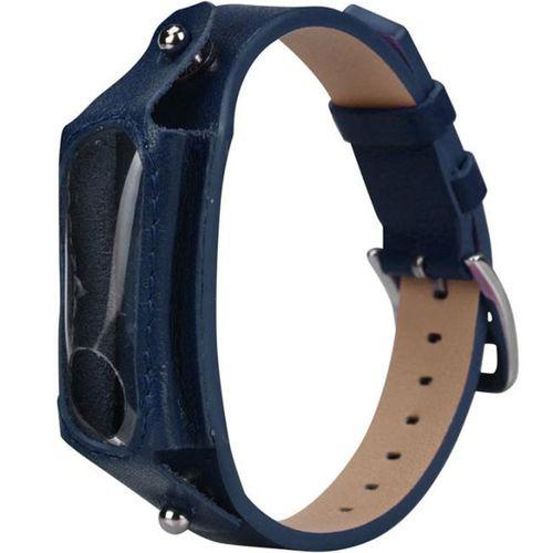 بند مچ بند هوشمند شیائومی مدل Mi Band 2 Leather