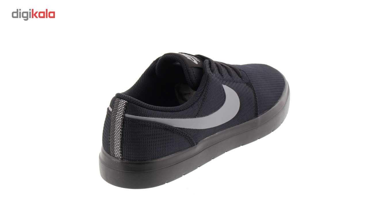 کفش راحتی مردانه نایکی مدل Sb Portmore Ii Ultralight -  - 1