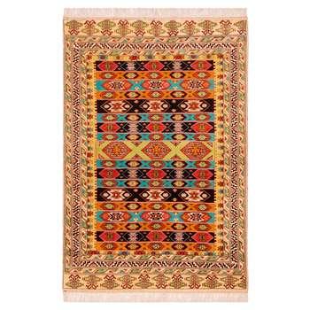 فرش دستباف دو و نیم متری سی پرشیا کد 141086