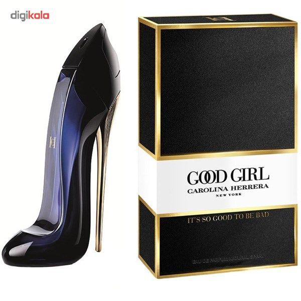 ادو پرفیوم زنانه کارولینا هررا مدل Good Girl حجم 80 میلی لیتر main 1 6