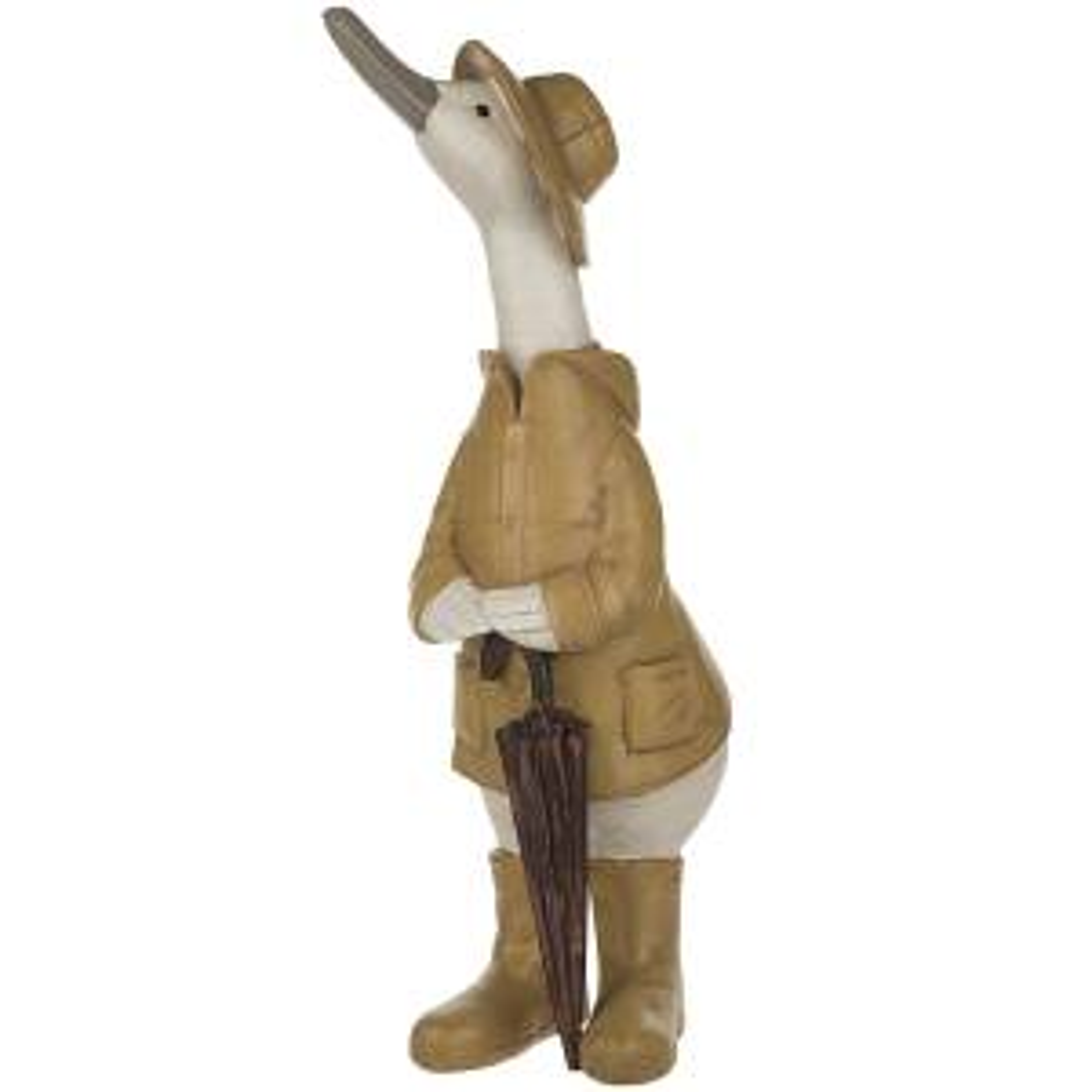 مجسمه ایتال دکور مدل Raincoat Duck 27117