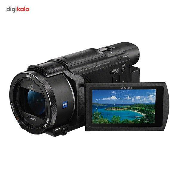 دوربین فیلم برداری سونی مدل AXP55 4K  Sony AXP55 4K Handycam