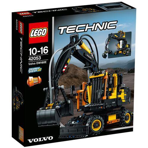 لگو سری Technic مدل Volvo EW160E 42053