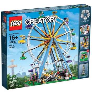 لگو سری Creator مدل Ferris Wheel 10247