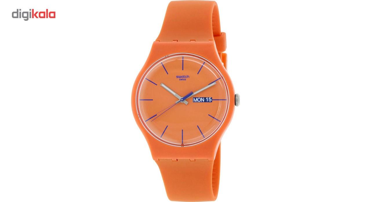 خرید ساعت مچی عقربه ای مردانه سواچ SUOO701