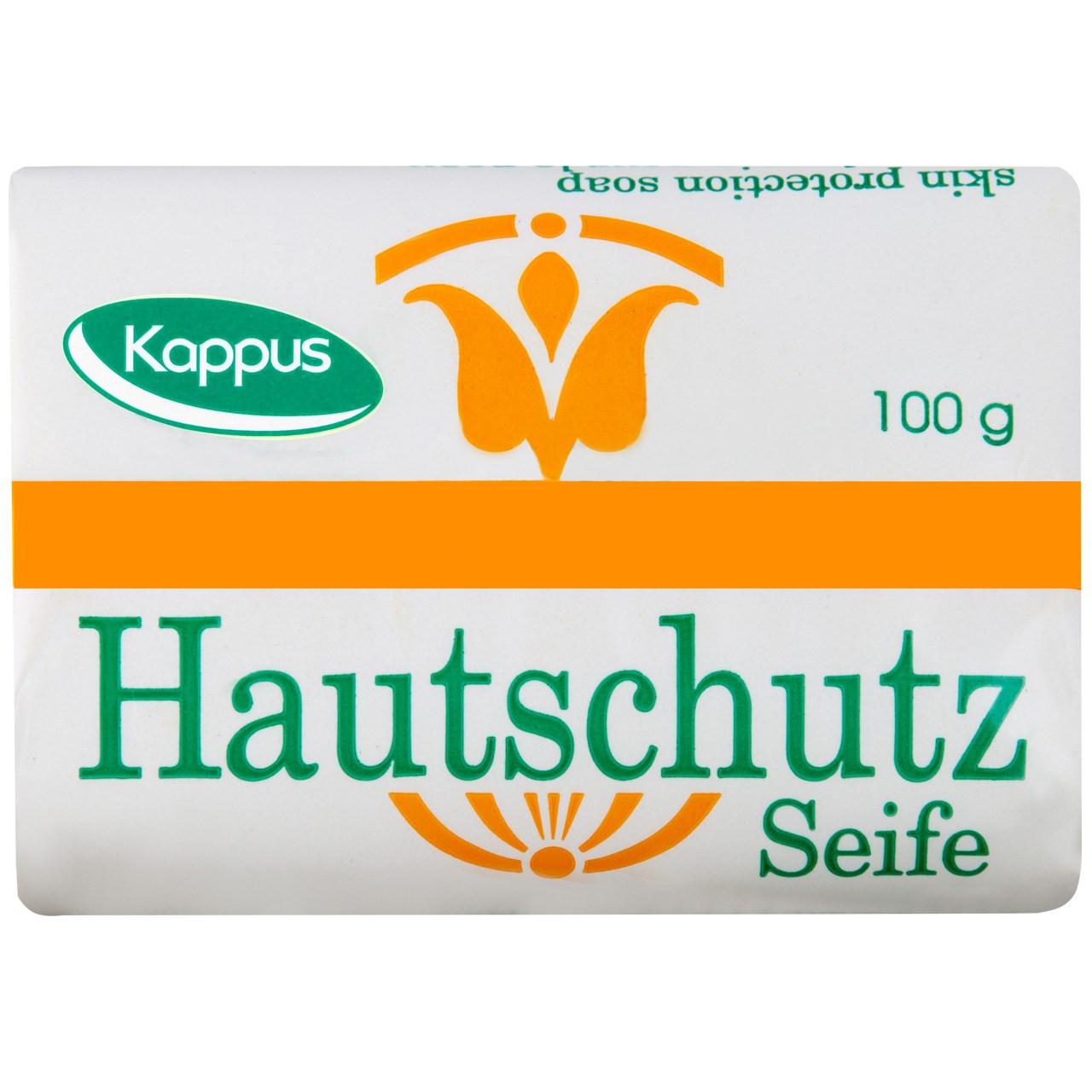 قیمت صابون کاپوس مدل Skin Protection مقدار 100 گرم