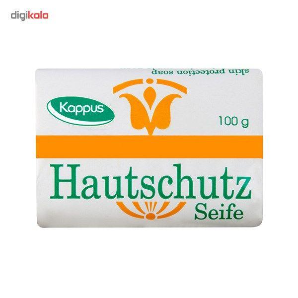 صابون کاپوس مدل Skin Protection مقدار 100 گرم main 1 1