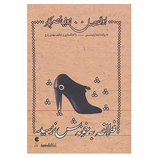 کتاب کتاب سخنگو غلاغه به خونه ش نرسید اثر ابوالفضل زرویی نصرآباد