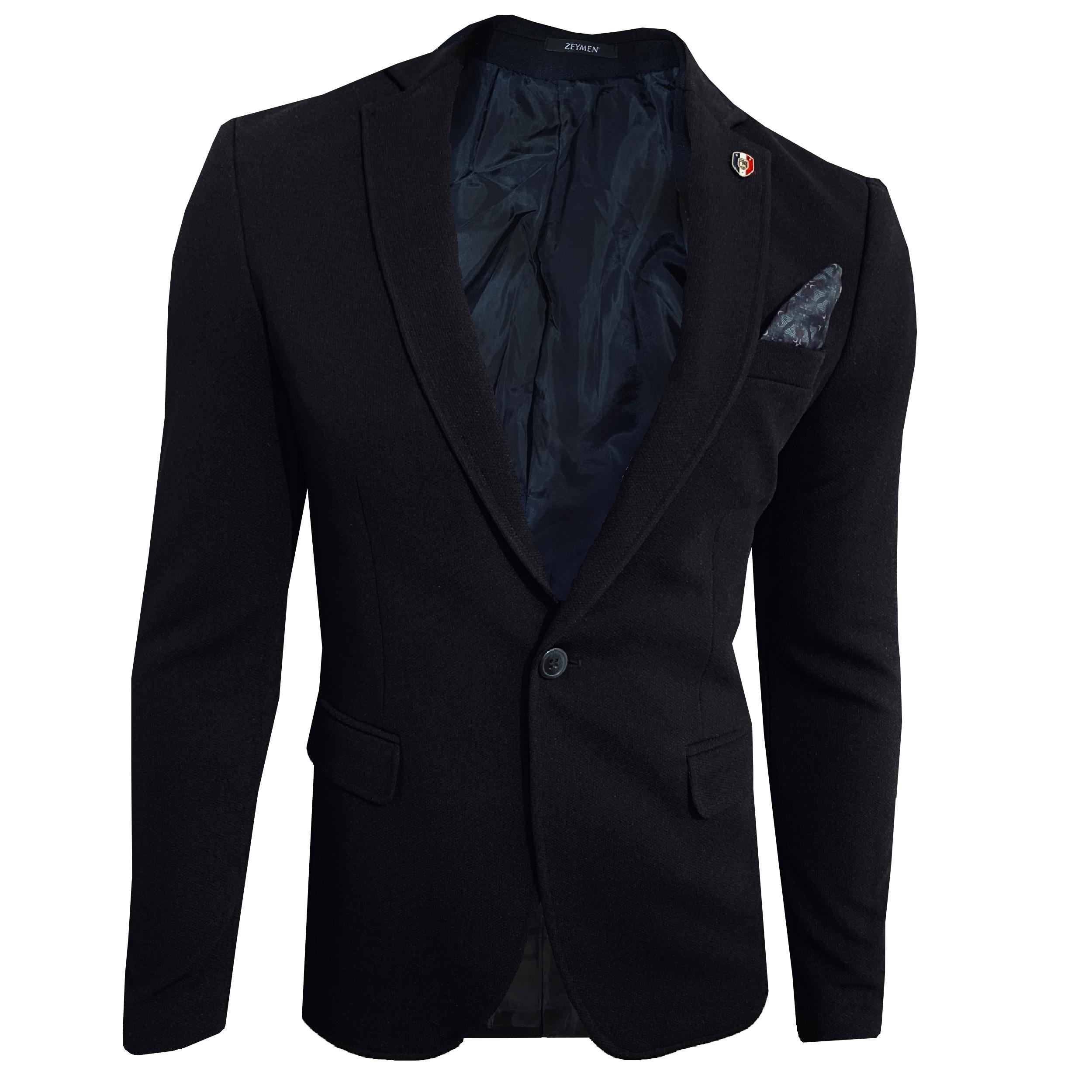 کت تک مردانه زیمن مدل 007bc