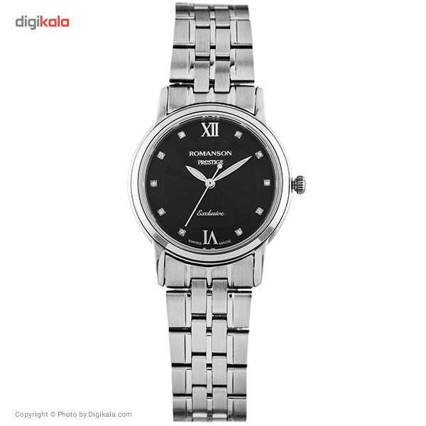 ساعت  زنانه رومانسون مدل TM3257LL1WA32W
