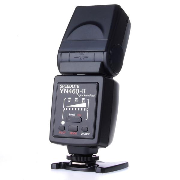 فلاش دوربین یونگنو مدل SpeedLite YN460-II