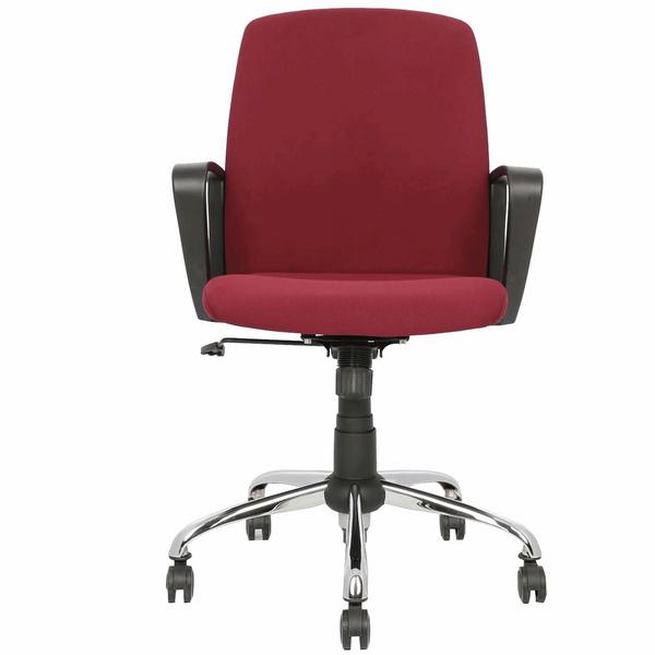 صندلی اداری نیلپر مدل SK740K پارچه ای