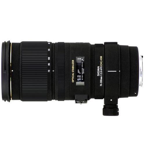 لنز سیگما 70-200mm f/2.8 EX DG HSM APO