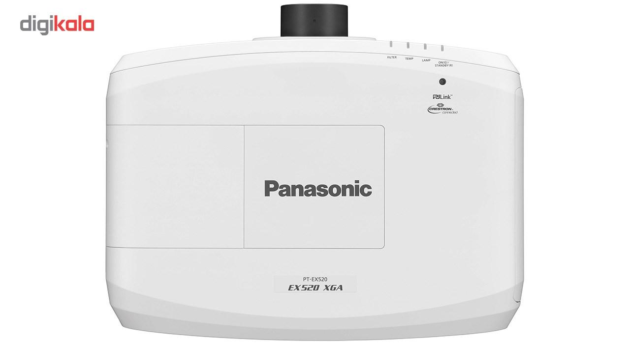 قیمت                      پروژکتور پاناسونیک مدل PT-EX520