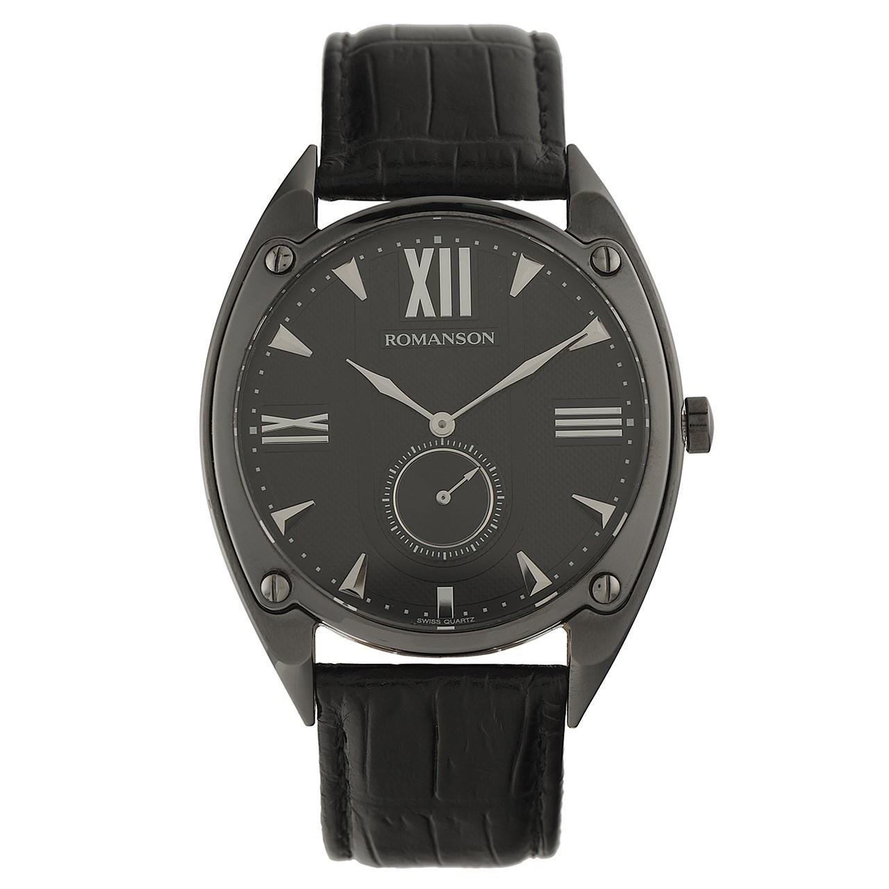 ساعت مچی عقربه ای مردانه رومانسون مدل TL1272JM1BA32W 40