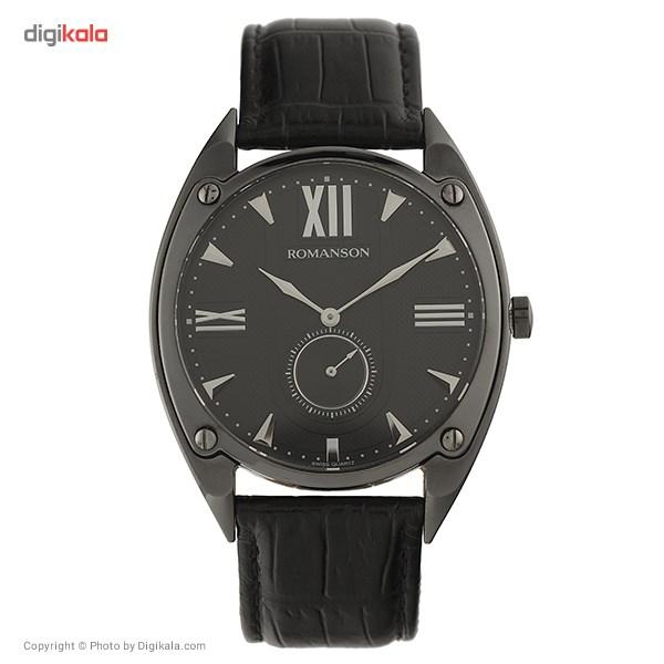 خرید ساعت مچی عقربه ای مردانه رومانسون مدل TL1272JM1BA32W