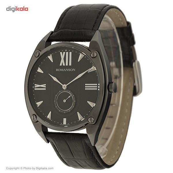 ساعت مچی عقربه ای مردانه رومانسون مدل TL1272JM1BA32W