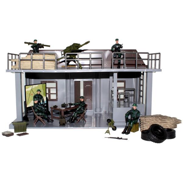 اکشن فیگور ام اند سی مدل Battle Command Post 77030