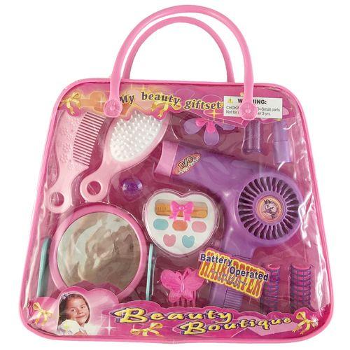 اسباب بازی ست آرایشی مدل کیف دار