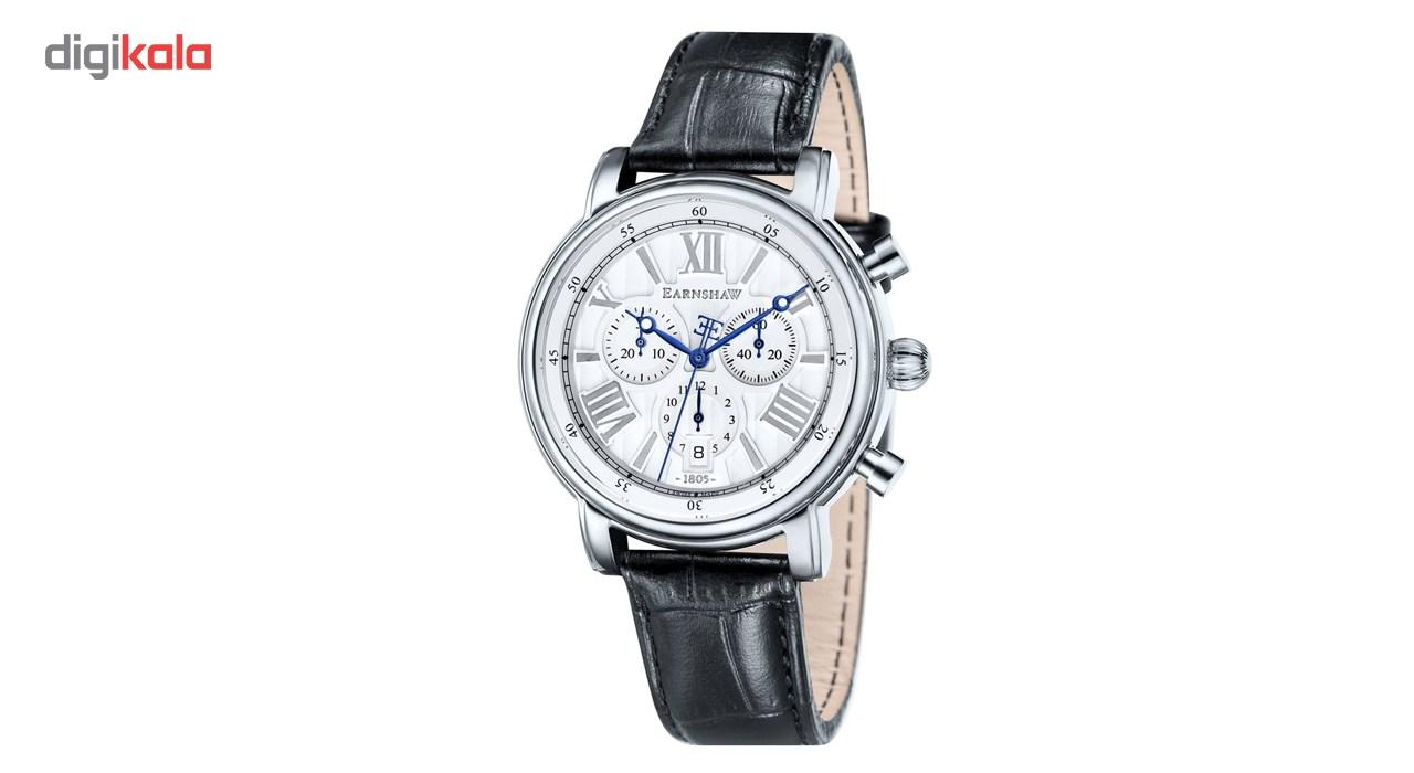 خرید ساعت مچی عقربه ای مردانه ارنشا مدل ES-0016-01