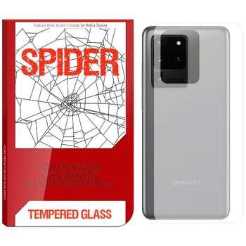 محافظ پشت گوشی اسپایدر مدل TPS-01 مناسب برای گوشی موبایل سامسونگ Galaxy S20 Ultra