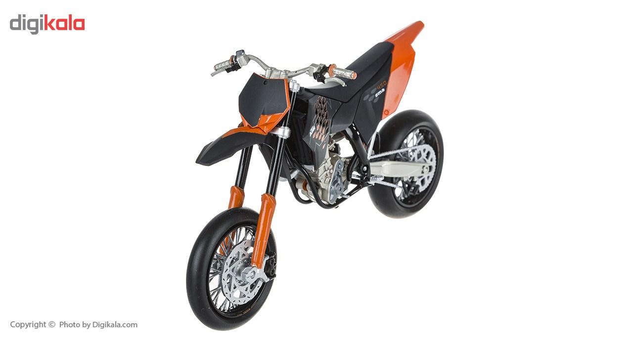 موتور بازی اتوماکس مدل 450SM-R09