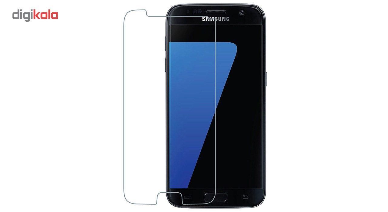 محافظ صفحه نمایش مدل Glass s7 مناسب برای گوشی موبایل سامسونگ گلگسی S7 main 1 1
