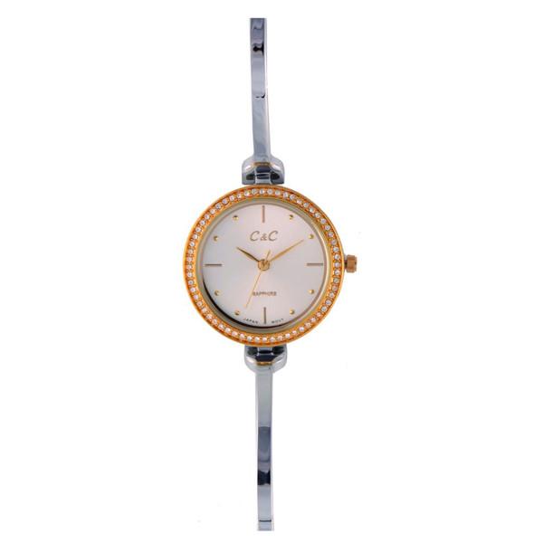 ساعت مچی عقربه ای زنانه سی اند سی مدل B-1256
