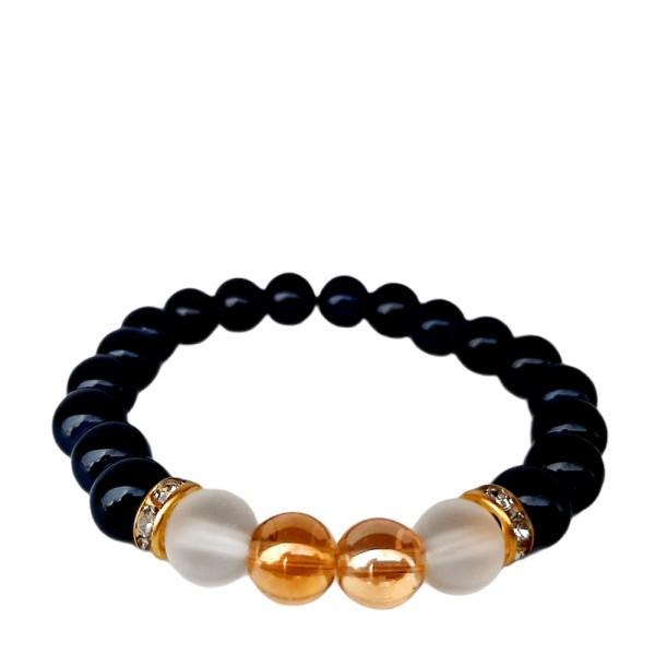 دستبند زنانه مدل آرامش کد AL_BKHRD