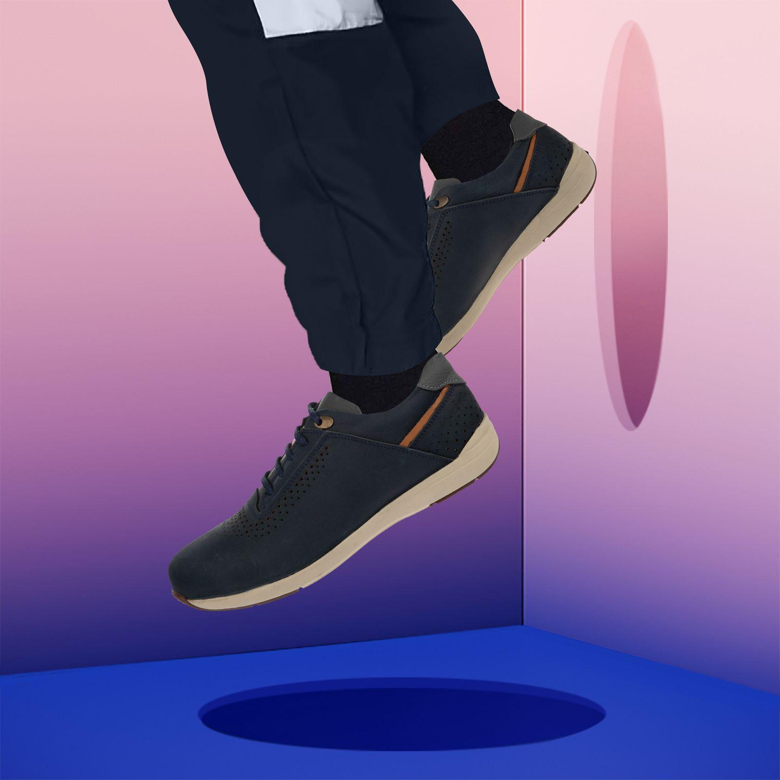 کفش روزمره مردانه سوته مدل 5037A503103 -  - 3