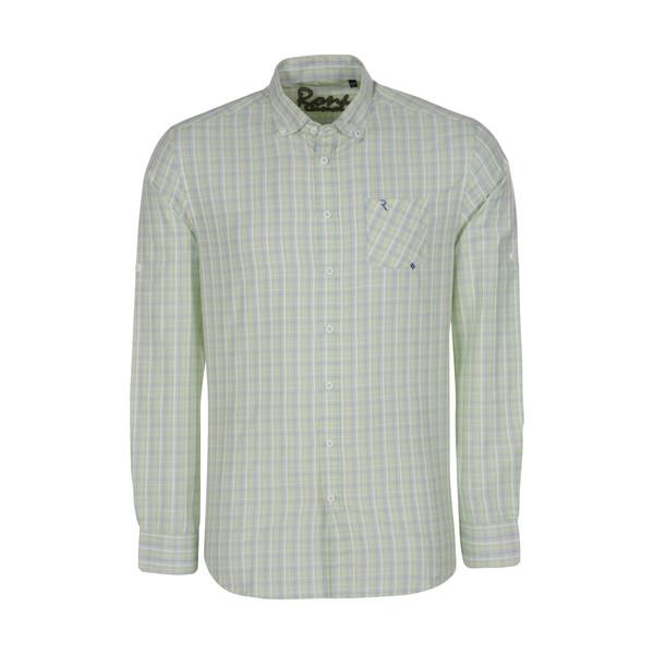 پیراهن مردانه رونی مدل 11330232-18