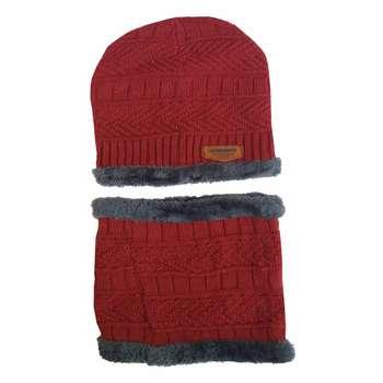 ست کلاه و شال گردن مدل 22-set