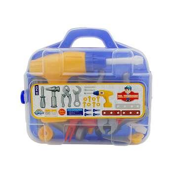 ست اسباب بازی ابزار مدل مکانیکی کد 88