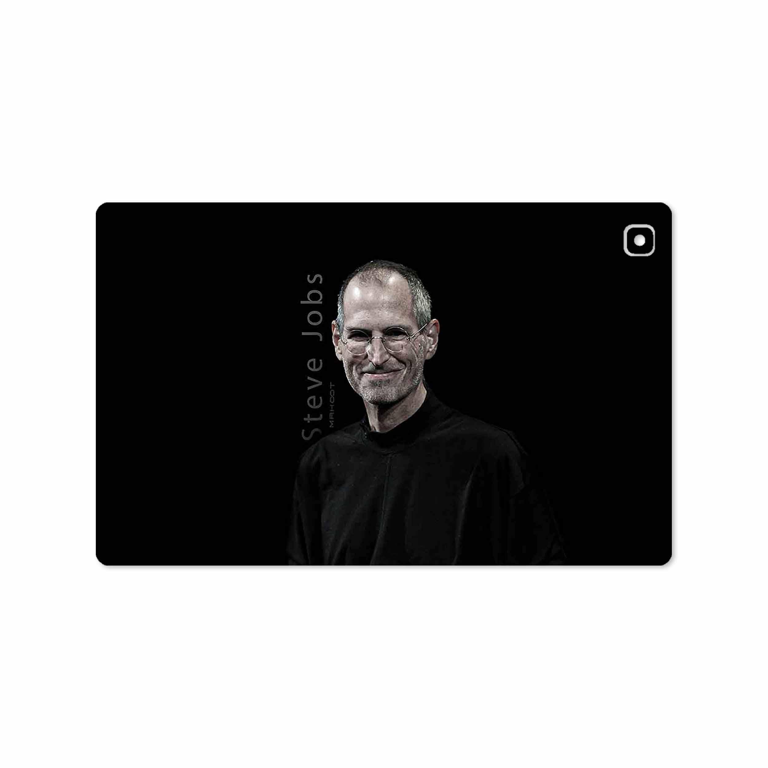 بررسی و خرید [با تخفیف]                                     برچسب پوششی ماهوت مدل Steve Jobs مناسب برای تبلت سامسونگ Galaxy Tab A7 10.4 LTE 2020 T505                             اورجینال