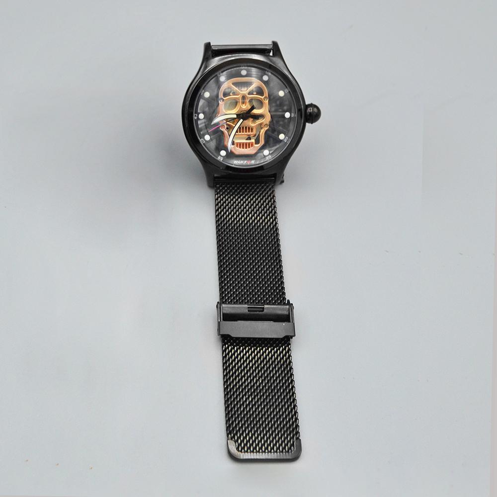 ساعت  ریستوس مدل Skull کد MR03